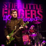 Stiff Little Fingers / Theatre of Hate: O2 Forum Kentish Town, London – live review