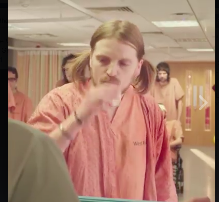 WATCH THIS! KASABIAN video for 'You're In Love With A Psycho'