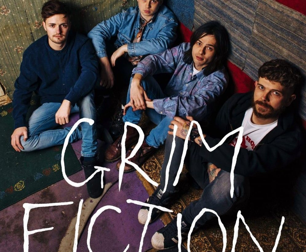New Artist of the Day: Grim Fiction
