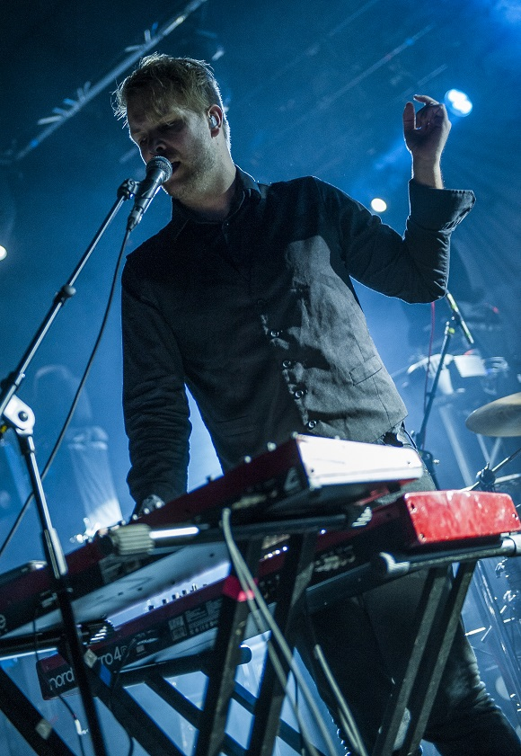 ltw leprous manchester academy 13.3.2017 2