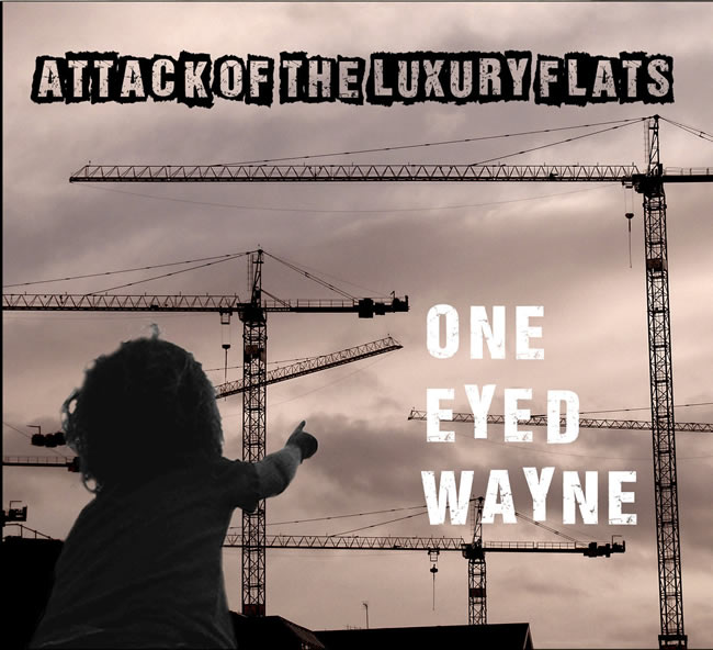 one eyed wayne