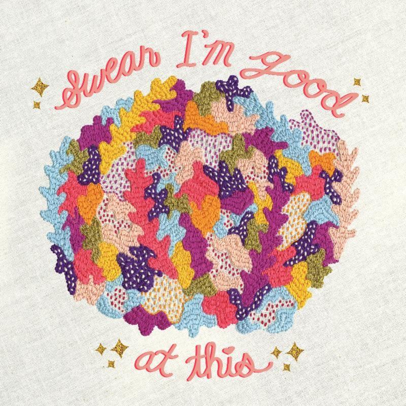 Diet Cig Swear I'm Good At This album artwork