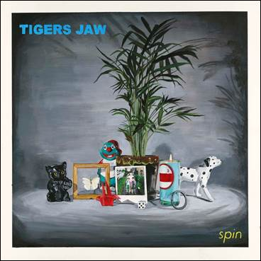 Tigers Jaw: Spin – new album announcement