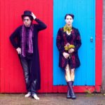 Amanda Palmer and Edward Ka-Spel