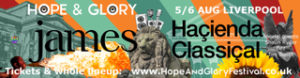 Hope and Glory Festival 2017