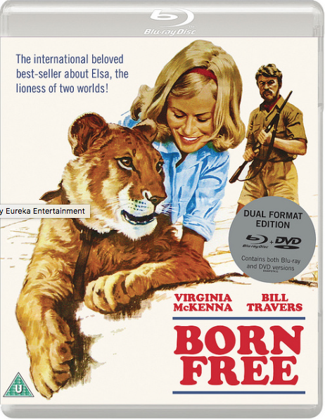 Born Free starring Virginia McKenna