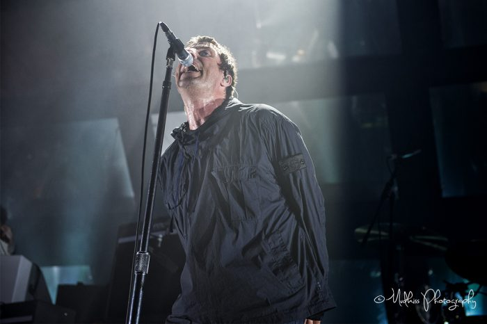 Liam Gallagher © Melanie Smith