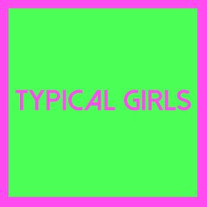 ER43 TYPICAL GIRLS 2 SLEEVE