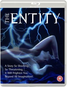 The Entity - Eureka Blu-ray