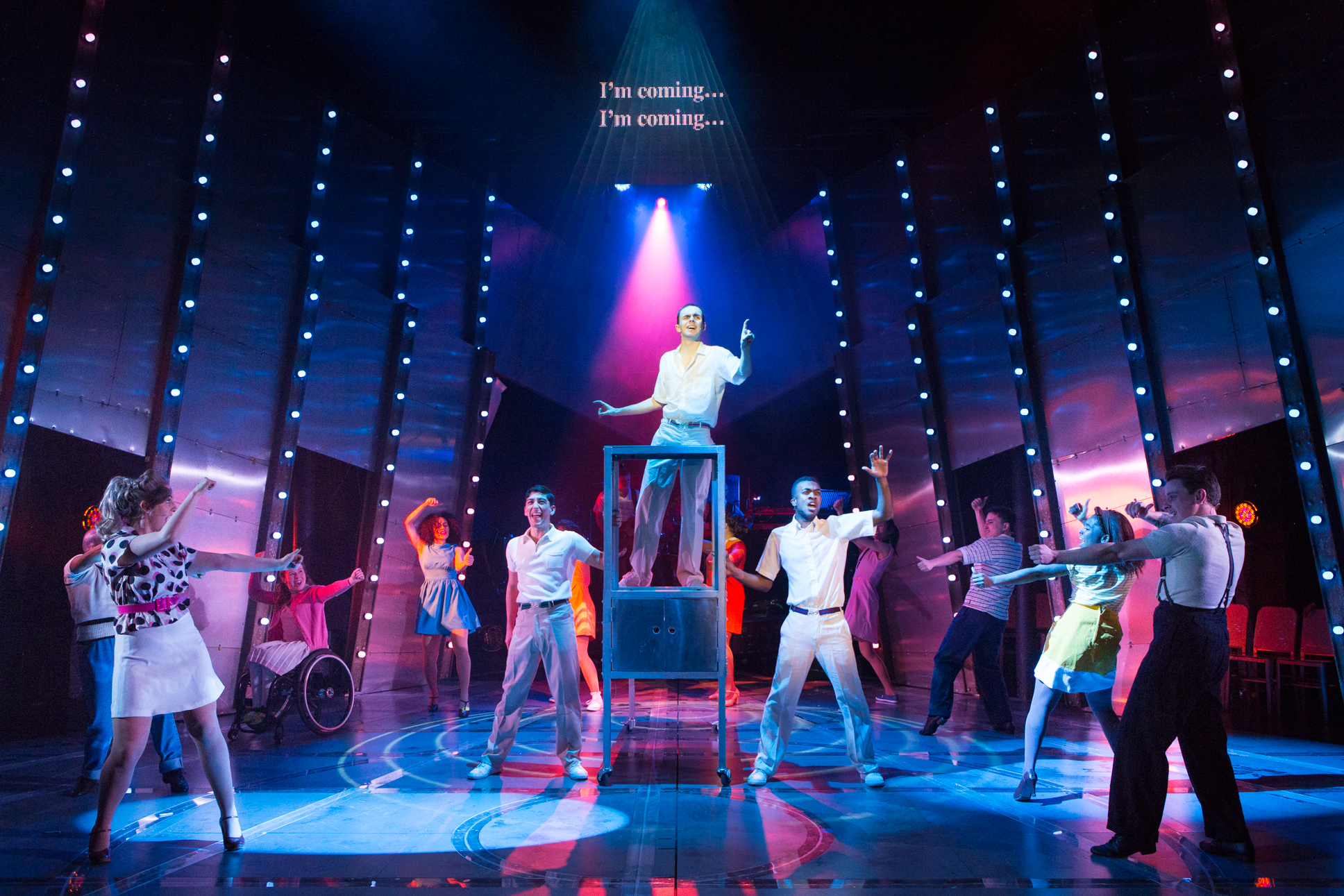 Tommy: West Yorkshire Playhouse