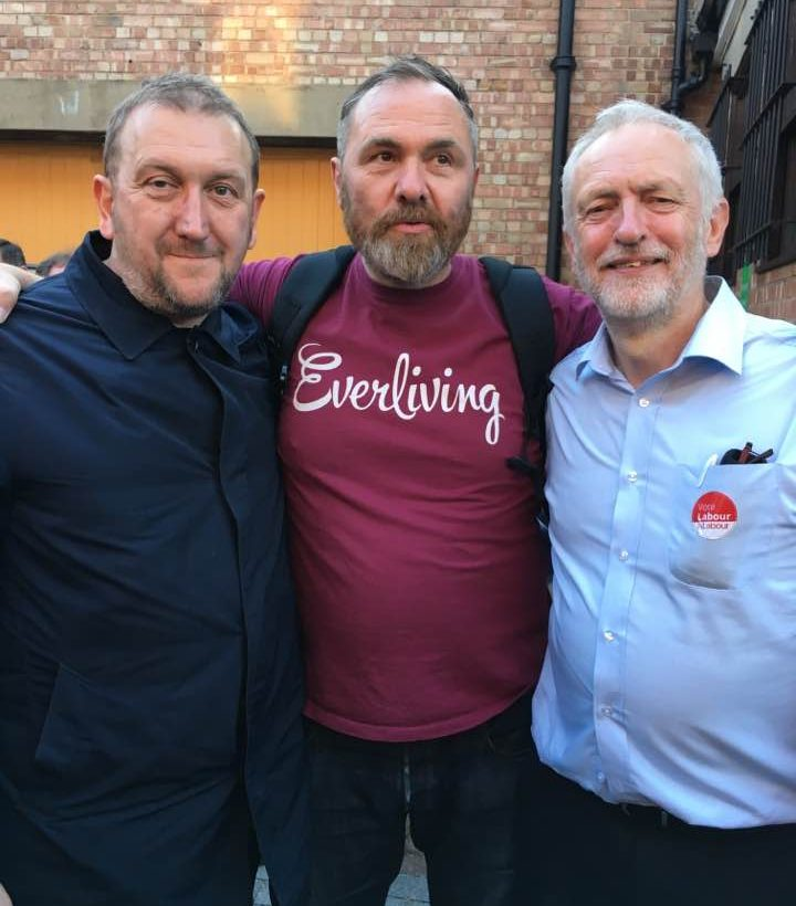 EXCLUSIVE LISTEN!  Cobby & Litten with vocals from Jeremy Corbyn:  For The Many EP out now!