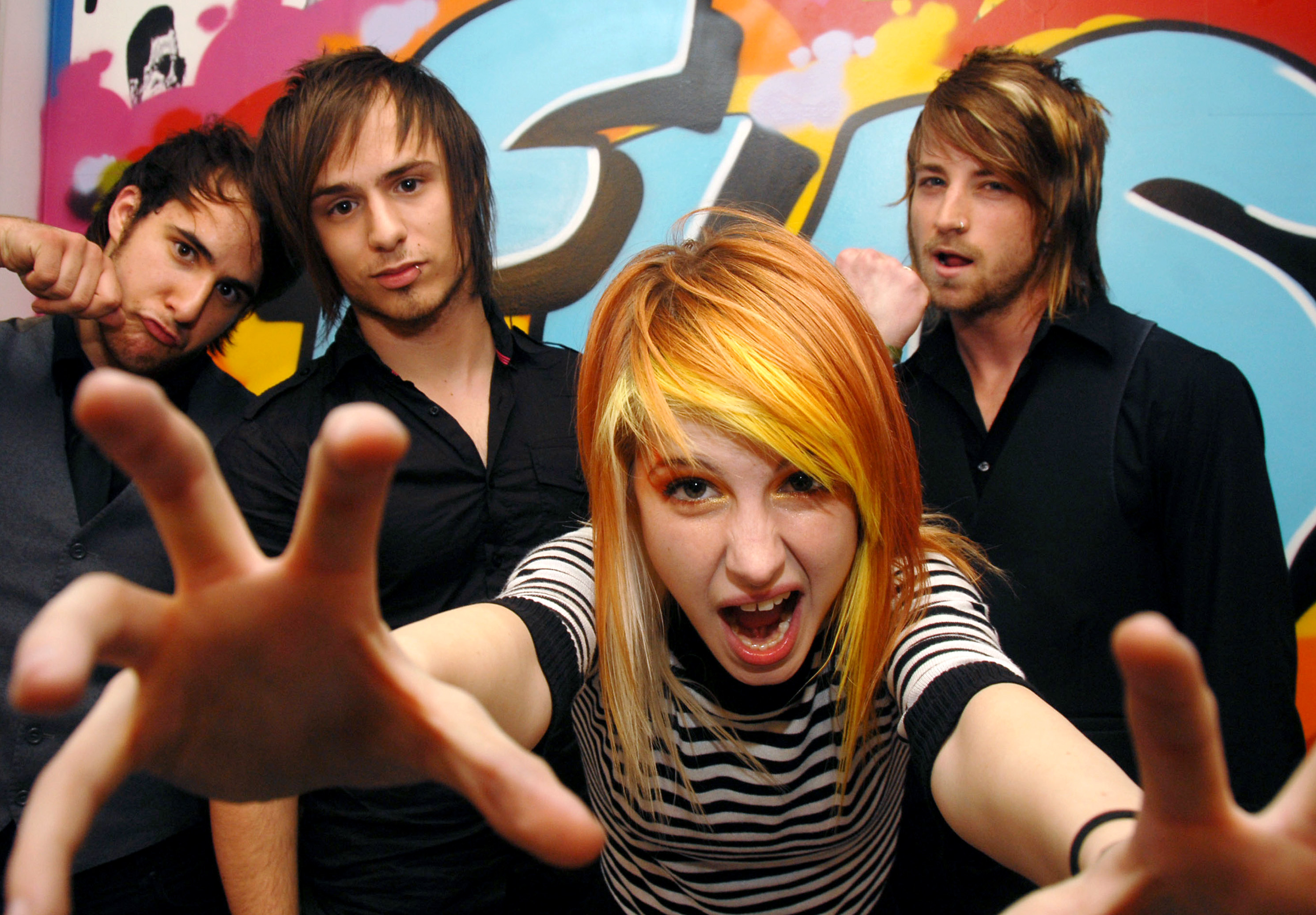Paramore's Riot