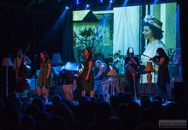 the unthanks - clitheroe 6.5.17 3