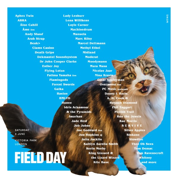 Field Day Festival 2017 – Come And Join Us
