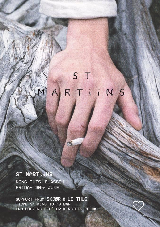 St Martiins