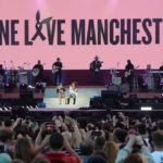 (Photo by Getty Images/Dave Hogan for One Love Manchester)