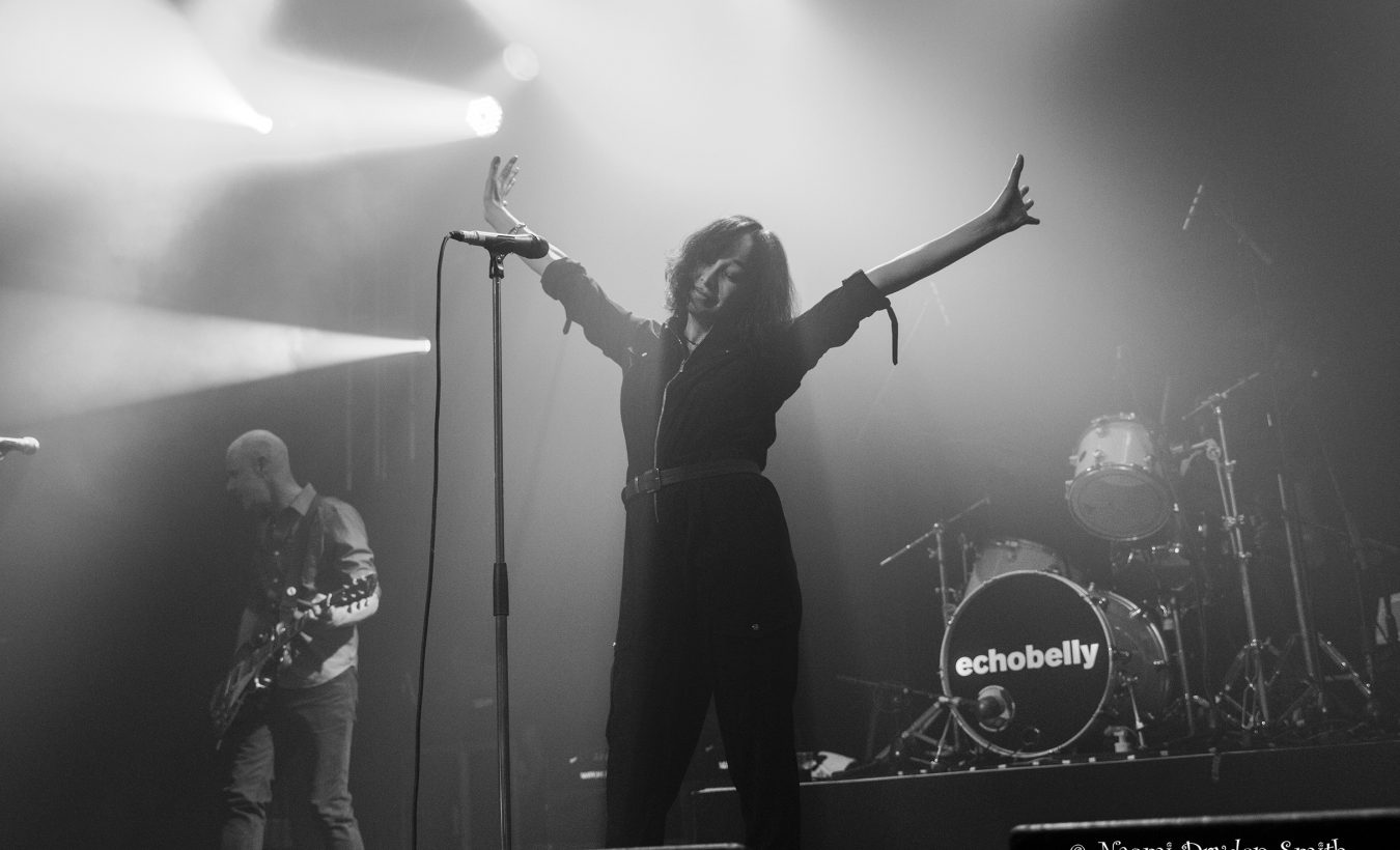 Echobelly: O2 Academy Islington, London – live review