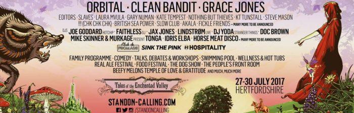 standon calling festival 2017