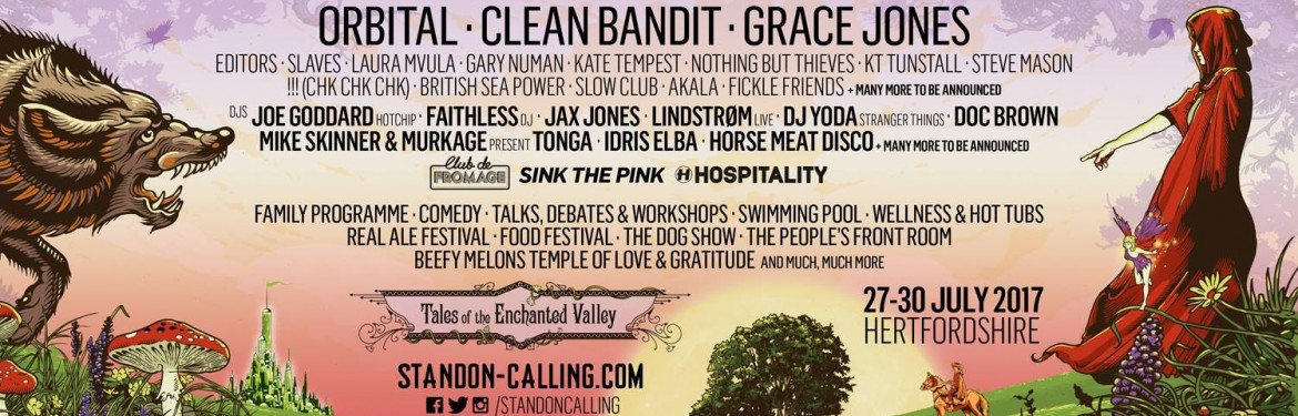 Standon Calling Festival 2017 – preview