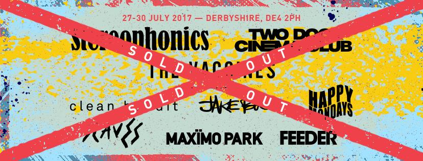 Y-Not Festival 2017