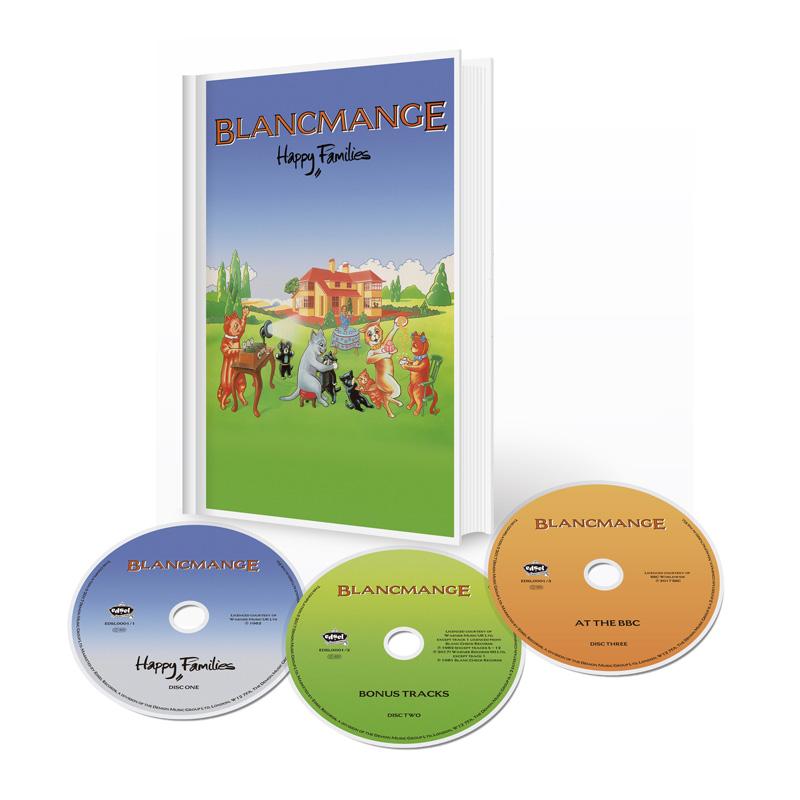 Blancmange - Happy Families