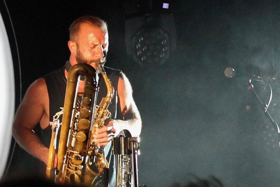 Colin Stetson: YES, Manchester  – live review