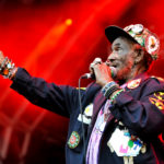 Lee Scratch Perry by michael Bond