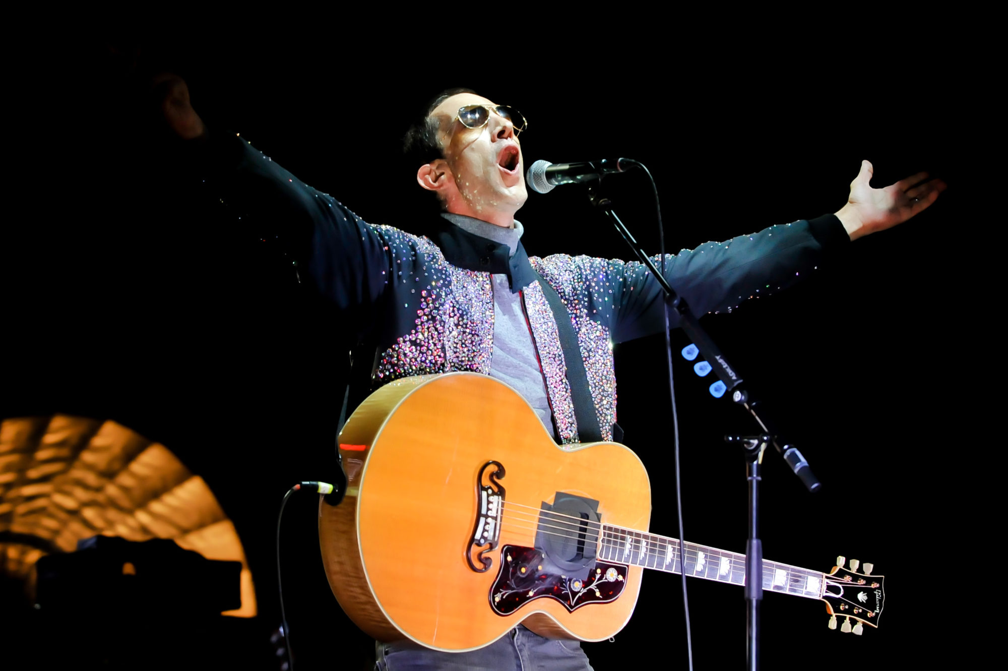 Richard Ashcroft by michael Bond