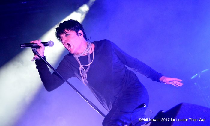 Gary Numan 27th July Liverpool ©Phil Newall 2017 for Louder Than War