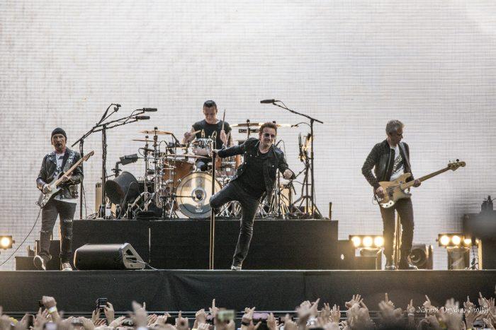 U2: Twickenham Stadium, London - Live Review - Louder Than War