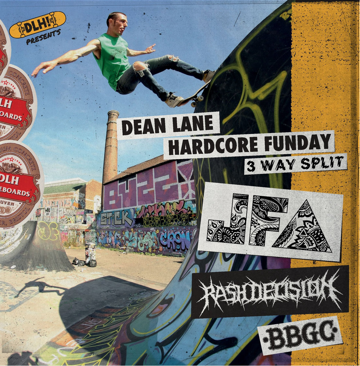 Dean Lane Hardcore Funday