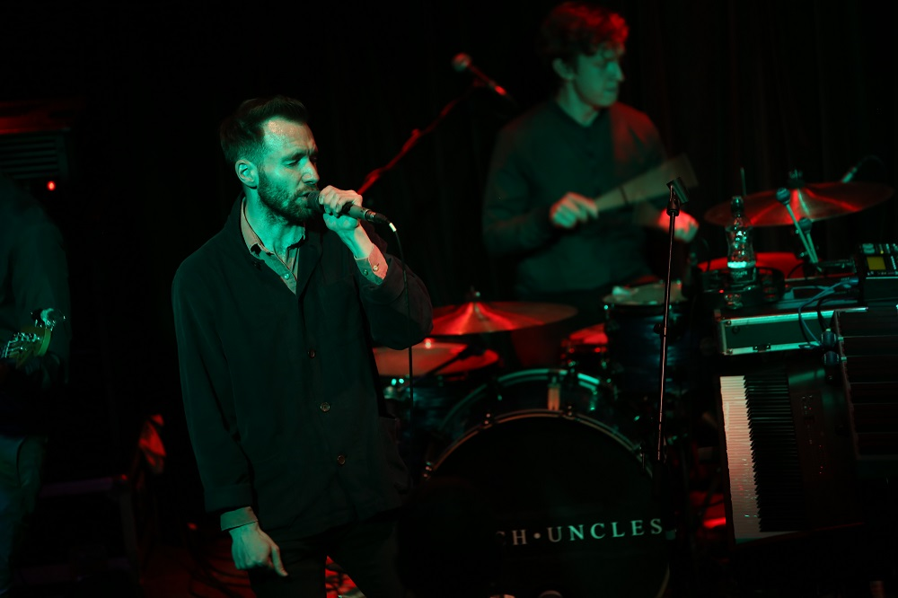 Dutch Uncles at Hebden Bridge Trades Club by Paul Clarke