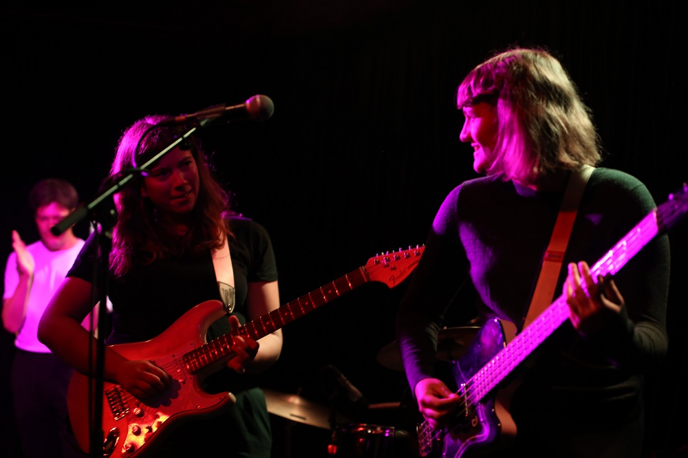 Girl Ray at Hebden Bridge Trades Club