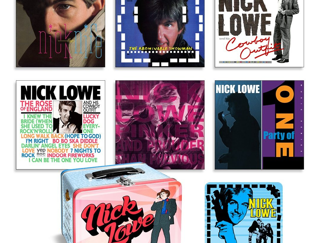 Nick Lowe: 80's back catalogue reissued on Yep Roc – album reviews