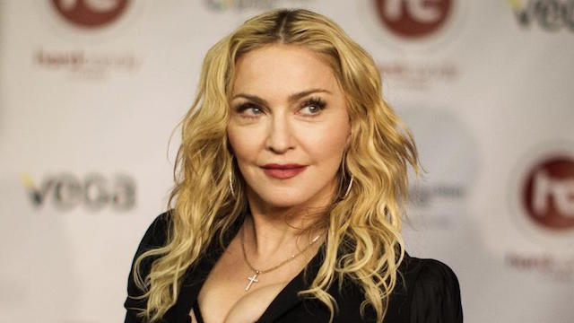 Madonna in 2017