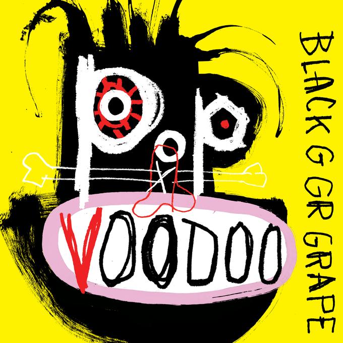 Black Grape - Pop Voodoo - album review