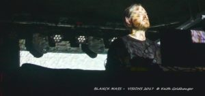 BLANCK MASS ~ VISIONS 2017 Keith Goldhanger 001