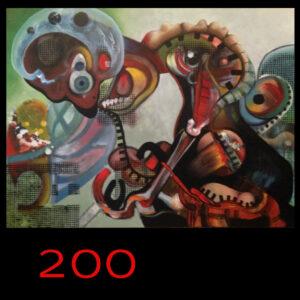 German Shepherd 200
