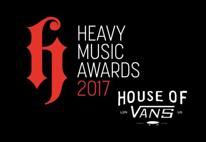 Heavy Music Awards 2017