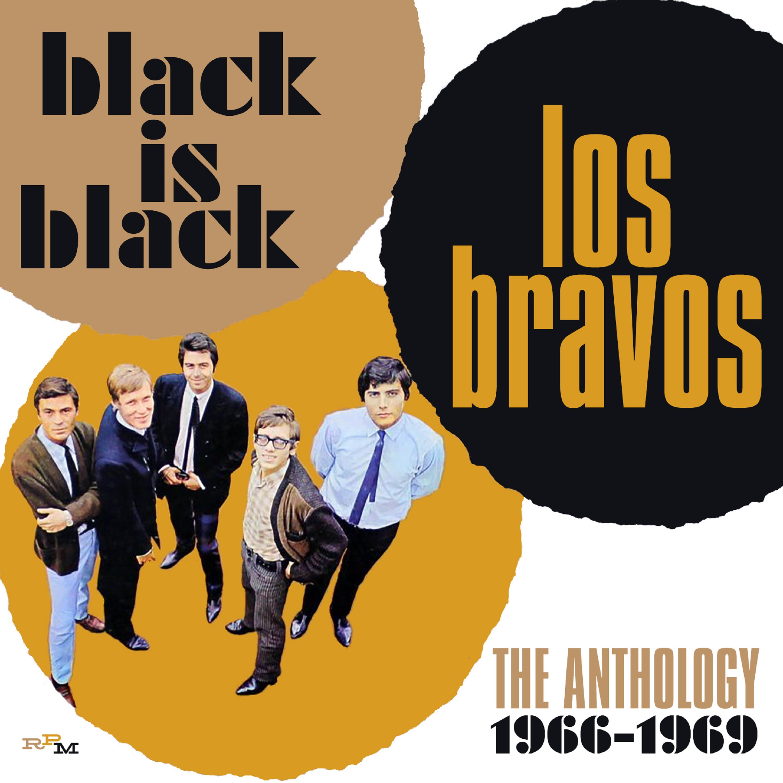 Los Bravos - Black Is Black (1972, Vinyl) | Discogs |Los Bravos