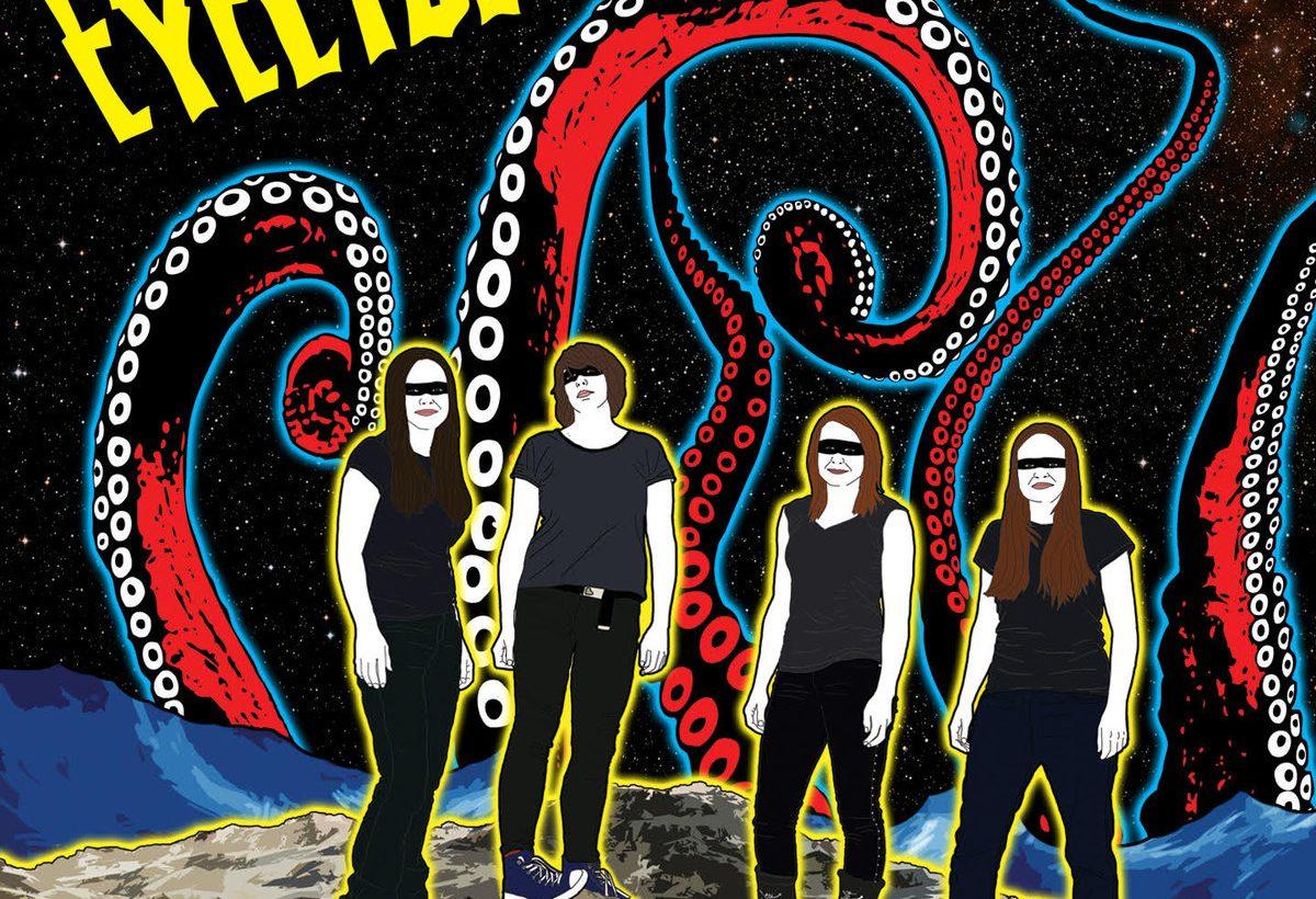 The Eyelids: Cosmic Dust – Album review
