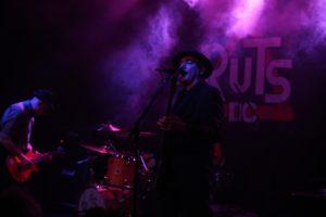 Ruts DC at Hebden Bridge Trades Club