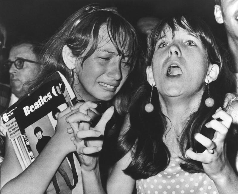Beatlesmania fandom