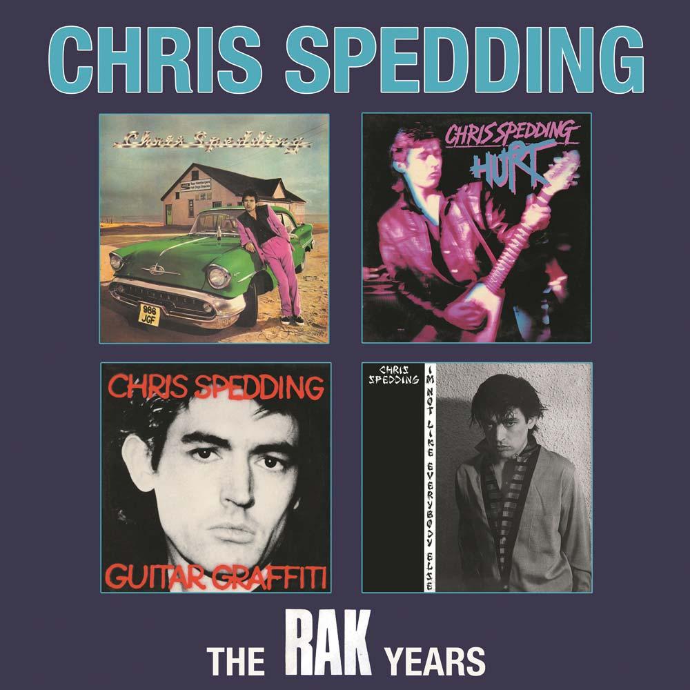 CHRIS-SPEDDING