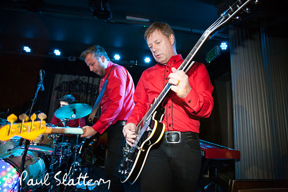 The Len Price Three The Water Rats London 15/09/2017