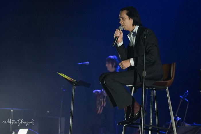 Nick Cave & the Bad Seeds © Melanie Smith