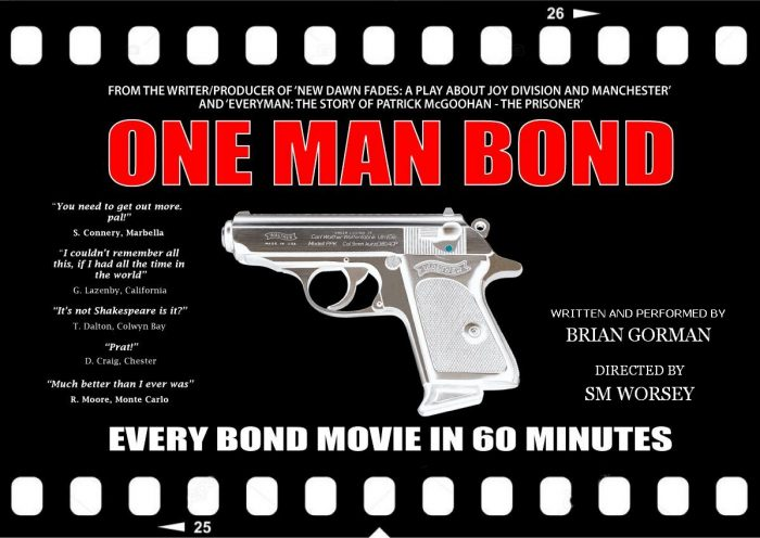 One Man Bond