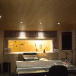 Stockport's Strawberry Studios Control Room