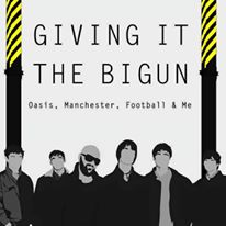 Paul's upcoming new book - 'Giving it the Bigun'