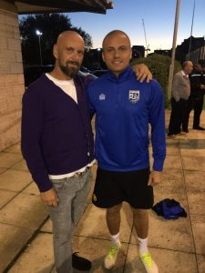 Paul and Wes Brown/Radcliffe FC